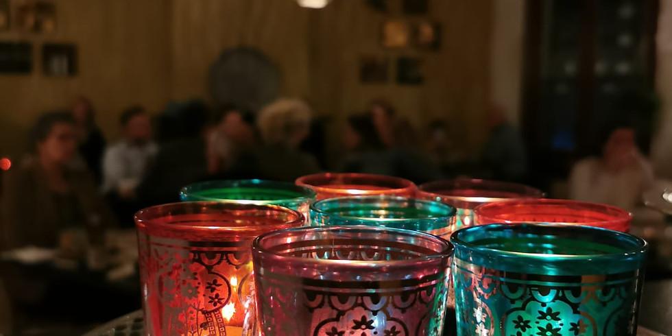 Dima's Kitchen: Arabische proeverij