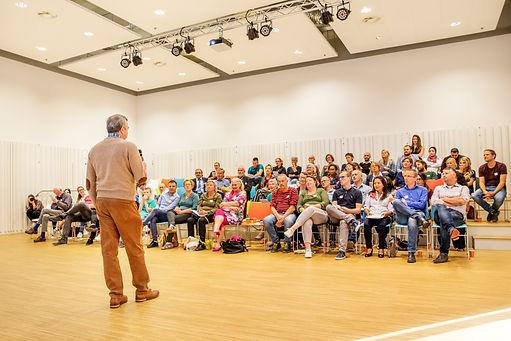 Pop Up Your Talent meedenkbijeenkomst Zwolle