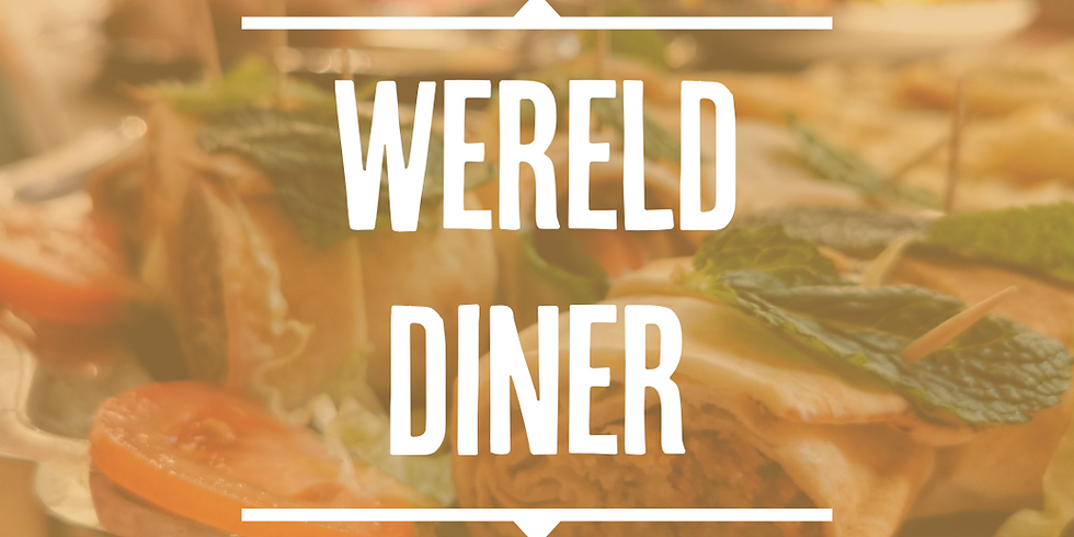 Werelddiner: Dima's Kitchen
