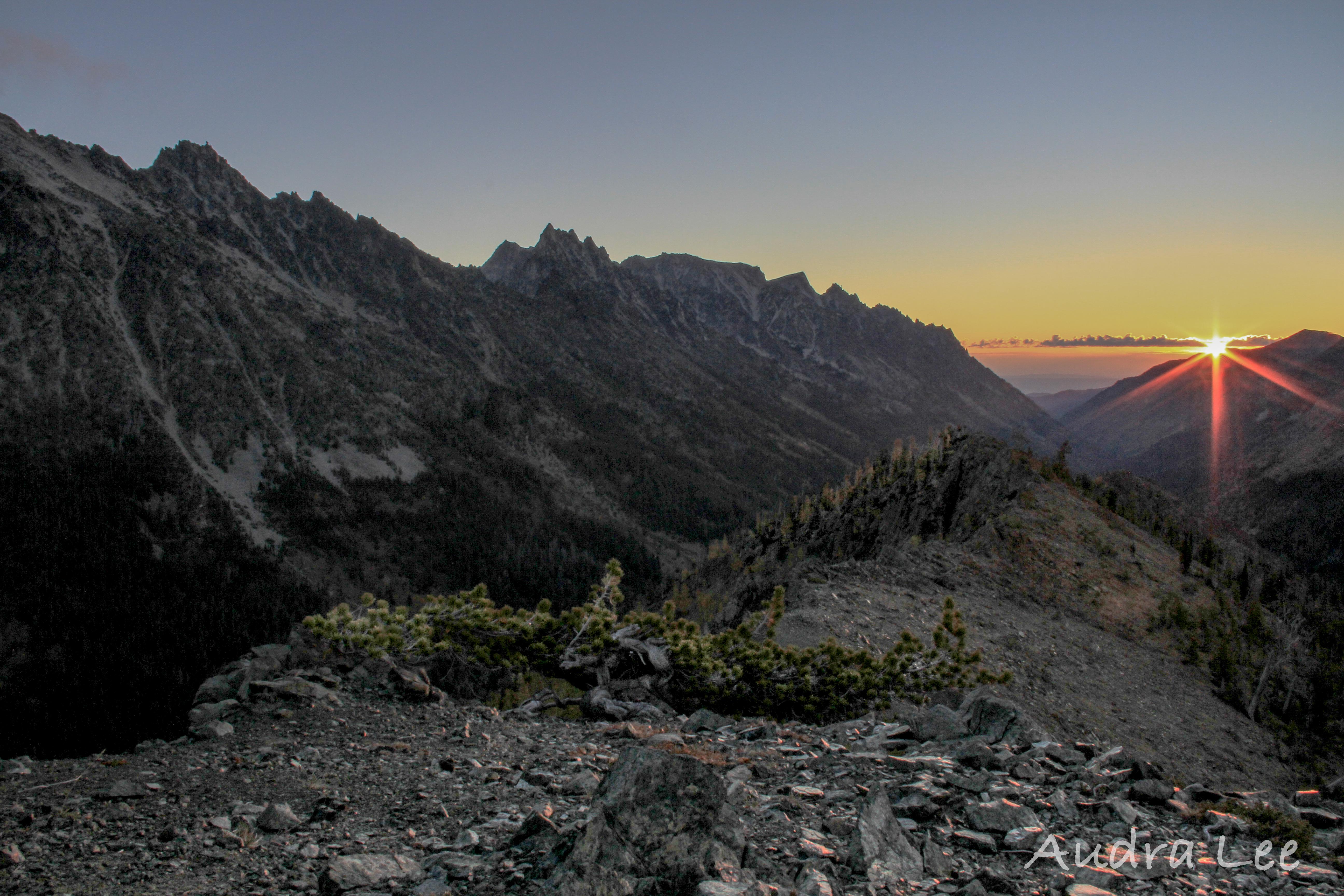 Longs Pass Sunrise