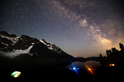 Milkyway and Shuksan