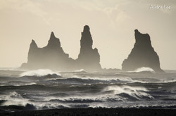 Vic sea stacks