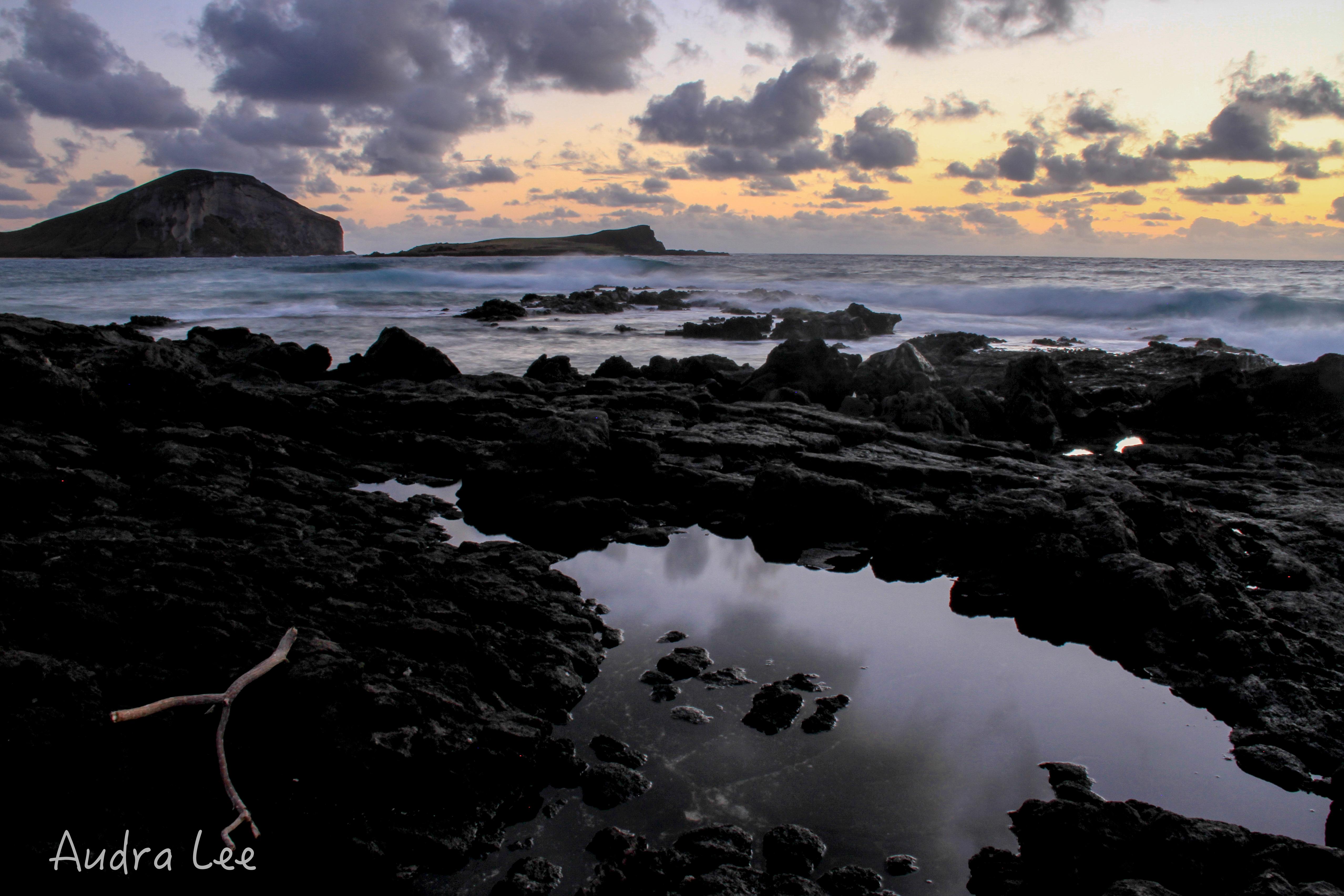 Makapu Point Sunrise
