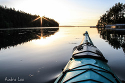 Chuckanut Sunset Paddle