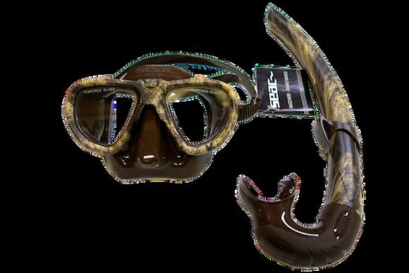 素潜り専用マスクセット