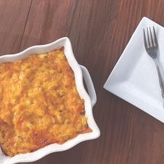 Macaroni + Cheese