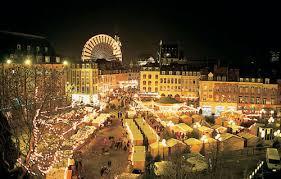 Retrouvez nous sur le marché de Noël de Grenoble!