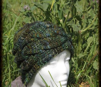 Bonnets torsades