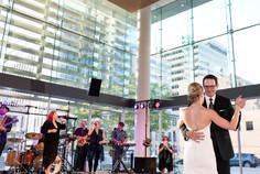 Orchestra Hall wedding