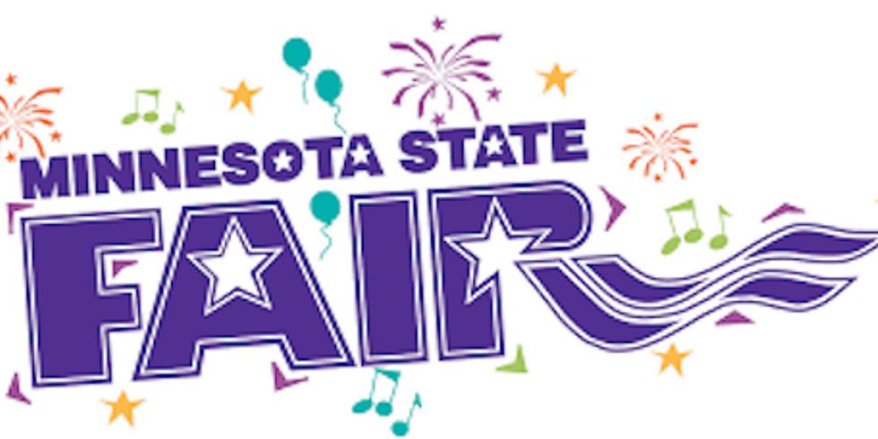 Minnesota State Fair - Dino's Gyros Stage