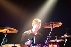 Derrick Raiter - drums