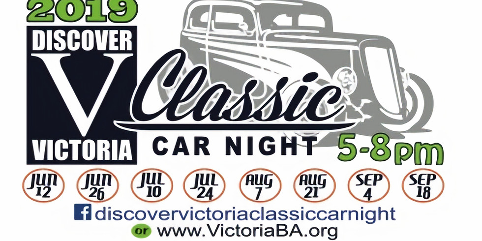 City of Victoria Concert in the Park & Classic Car Show