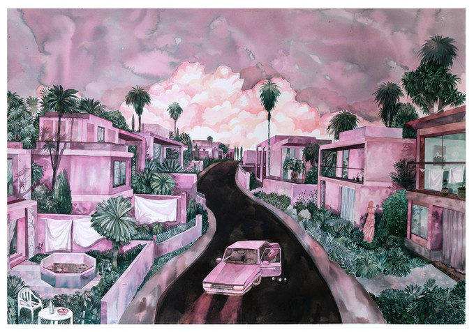 Strada Rosa