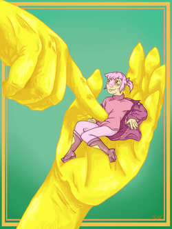 Consulting Yellow Diamond