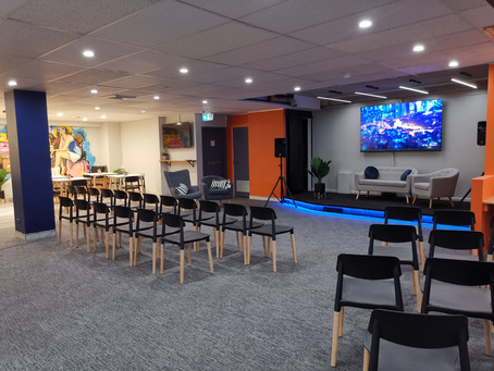 Our Event Space