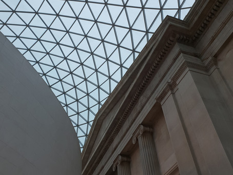A Week at the British Museum pt. 1