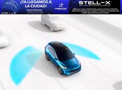 VIDEO: ¿Sabes por qué es importante el Sistema de Monitoreo de Punto Ciego en tu auto FORD?