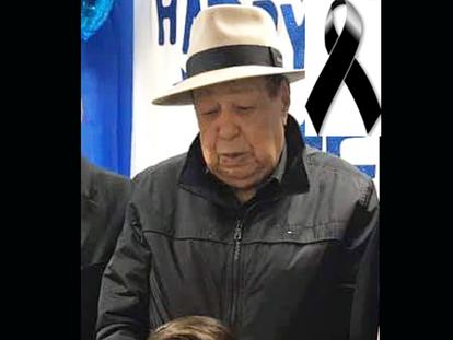 """Sensible fallecimiento de Don José Manuel """"Chemel"""" Quijada, todo un personaje de Agua Prieta"""