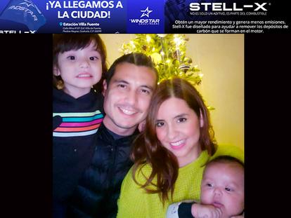 Mensaje navideño de Luis Rivera Morales y familia