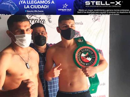 Vuelve el boxeo a Agua Prieta, este sábado 19, función a puerta cerrada!!!!