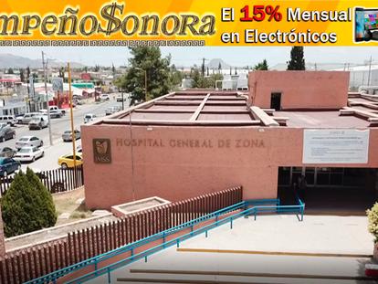 """Recibe Hospital del IMSS Agua Prieta condecoración """"Miguel Hidalgo"""", una alta presea!!!"""
