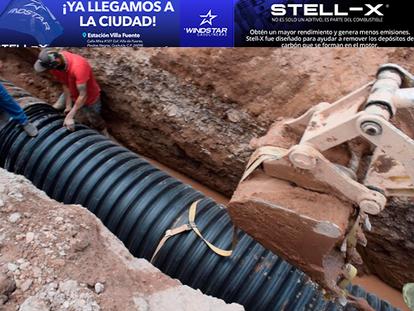 Juez niega amparo al Ejido Agua Prieta; continuará OOMAPAS trabajos del emisor de aguas residuales