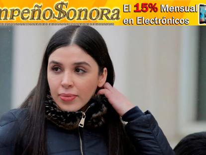 Detienen en EU a Emma Coronel, esposa de 'El Chapo', por narcotráfico