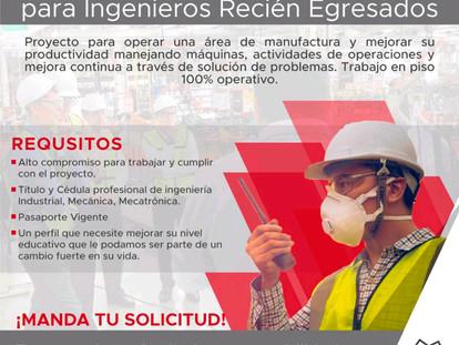 Exhorta Ing. Alfredo Rodríguez Tolano a aprovechar oportunidad de empleo en el extranjero