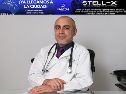 Dr. Carlos Gallardo, Cirujano General con el mejor equipo de profesionales de la región