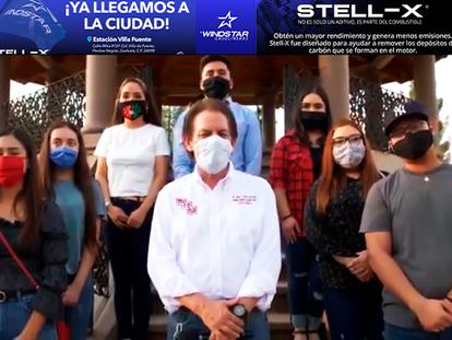 VIDEO: Formalizan el comité de jóvenes de MORENA en Agua Prieta