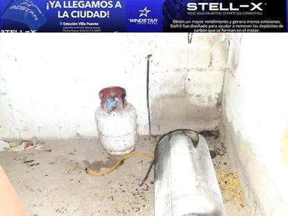 Explota tanque estacionario de gas: tres niños lesionados