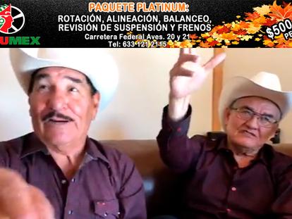 """Desmienten que haya fallecido Manuel Rodrigo """"El Yaqui"""", quien nos visitó a La Bartolina"""