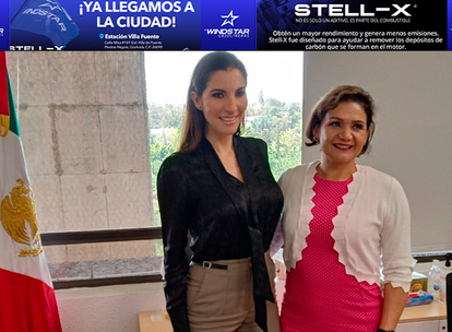 Guadalupe Valdez, Alcaldesa de Fronteras, gestiona ambiciosos proyectos con Diputados Federales