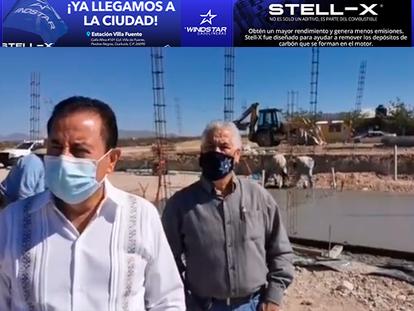 VIDEO: Inician construcción de 33 casas para habitantes que viven en zonas de riesgo, en Agua Prieta