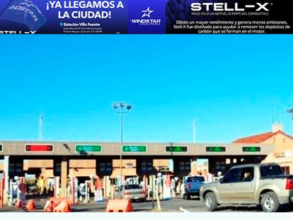 Extienden un mes más el cierre parcial de la frontera entre EU y México, será hasta el 21 diciembre!