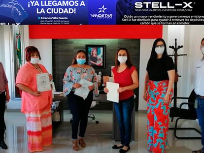 FOTOS: Entregan certificados de la Especialidad de Informática, en ICATSON de NACO