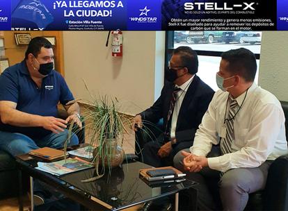 INDEX Agua Prieta y Consulado de México en Douglas, trabajarán juntos para la reactivación económica