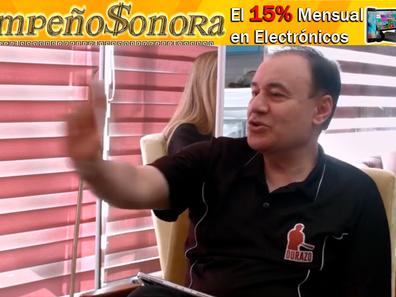 VIDEO: Alfonso Durazo aspira a ser el mejor Gobernador en la historia de Sonora