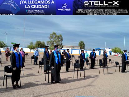 FOTOS: El TecNM campus Agua Prieta realiza emotiva Ceremonia de Graduación Generación 2015-2019!!