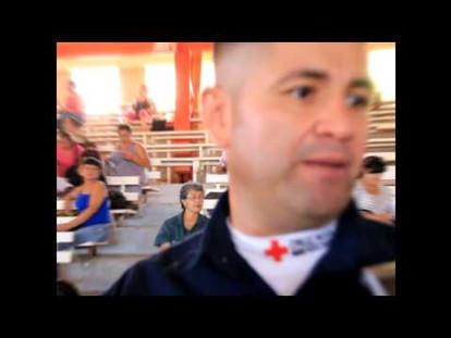 Respiro para la Cruz Roja de Agua Prieta: de 10 traslados diarios por casos sospechosos de Covid-19,