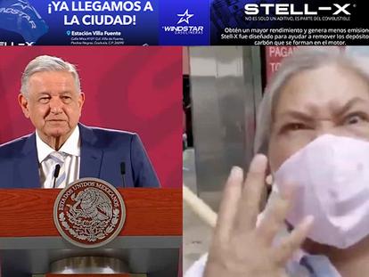 VIDEO: Lamentable el vocabulario rencoroso de esta mujer!!