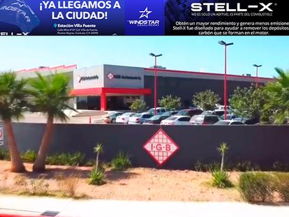 VIDEO: IGB AUTOMOTRIZ cumple 18 años en Agua Prieta......una historia que se cuenta con pasión!!