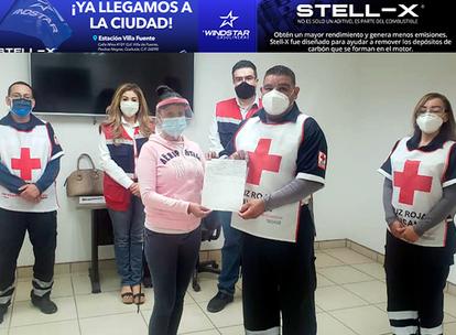 VIDEO: De octubre a diciembre, el redondeo de OXXOS será para la Cruz Roja de Agua Prieta