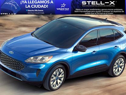 Ford ESCAPE, la imponente camioneta rediseñada por dentro y por fuera, descubre lo que tiene para ti
