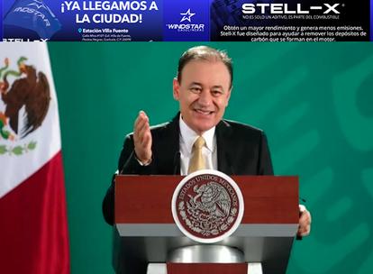 Renuncia Alfonso Durazo, el hombre de mayor confianza de AMLO; va por gubernatura de Sonora!!
