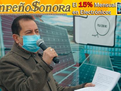 """LEY NO OBLIGA A """"TUCHY"""" MONTAÑO A RENUNCIAR PARA BUSCAR LA REELECCIÓN……."""
