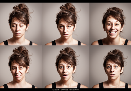 Imparare a gestire le emozioni attraverso la postura e la mimica.