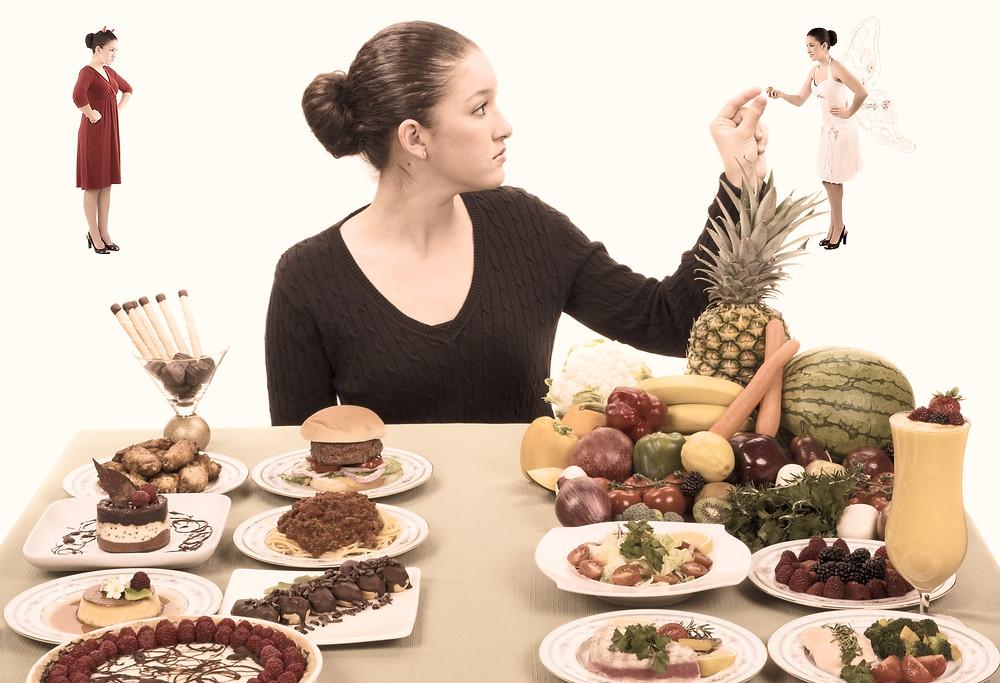 Quando il cibo diventa ossessione. Psicologa Torino