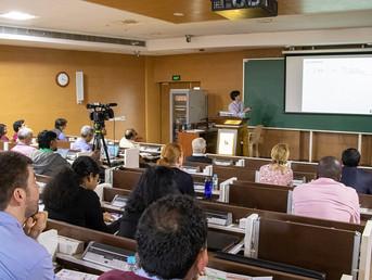 Researcher Links Indo-UK Workshop
