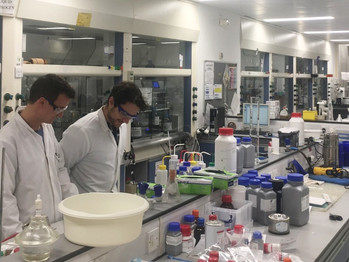 Lennox Lab moves into its new home